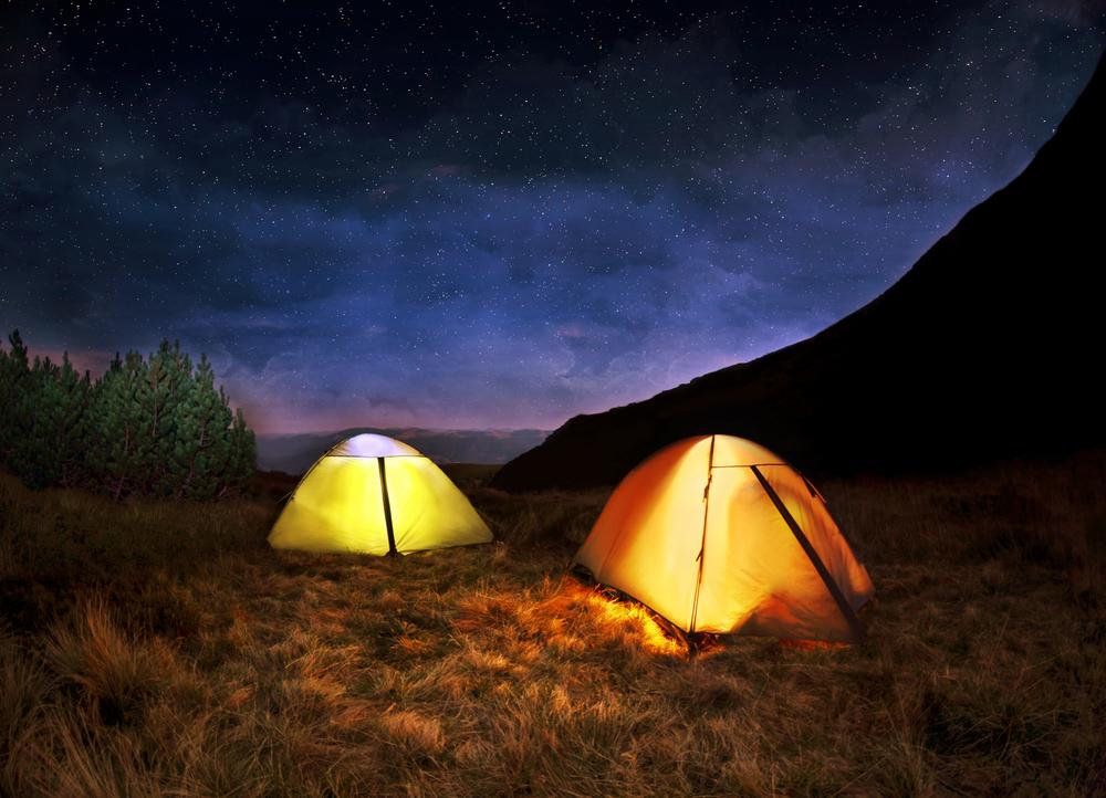 השכרת אוהלים בכנרת
